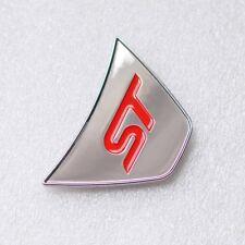 Inserto Volante Adesivo FORD ST FIESTA 7 2009-2015 Logo Fregio Stemma Emblema