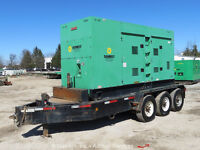 2006 Multiquip DCA400SSV 400kVA Towable Generator Genset 320kW Trailer Diesel