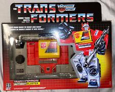 Transformers G1 Reissue AUTOBOT BLASTER 2020 Walmart Exclusive Brand New NM