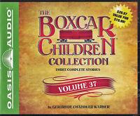 NEW The Boxcar Children Collection Volume 37 Gertrude Chandler Warner Audio Book