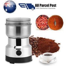 220V Home Coffee Grinder Electric Grinding Milling Bean Nut Spice Matte Blender