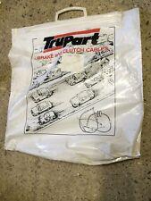 Fiat Tipo Tempra (1987-1996) O/S Driver Right Rear Handbrake Cable TP BC4011