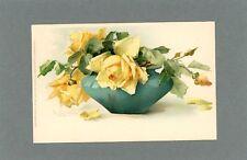 Catherine Klein Artist Signed Vintage Postcard - Meissner & Buch