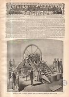 1878 Scientific American Supp September 7 - Temporary Kleptomania; Wales Labor