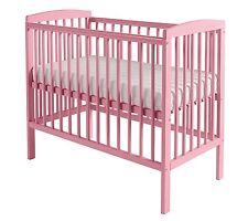 Kinder Valley Mini Kai Cot (Dusky Pink)