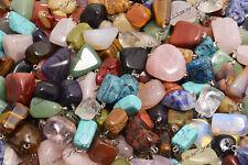 Wholesale 10Pcs Beautiful Natural Gemstone stone Silver Tone Pendant Bead FREE