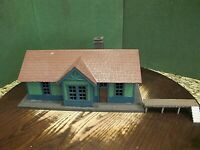 lionel? O Scale gauge Ranch Home Kit  train layout