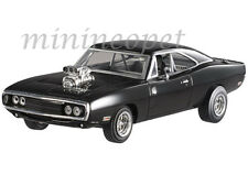 HOT WHEELS BLY27 ELITE 2001 THE FAST & FURIOUS 1970 DODGE CHARGER 1/43 BLACK