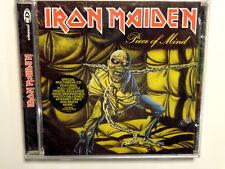 IRON MAIDEN  -  PIECE OF MIND  -  CD 1998  NUOVO E SIGILLATO