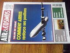 $$ Revue Air & Cosmos N°1915 Airbus  Sol-air apres-Roland  Snecma  Metop