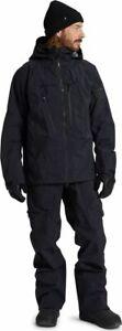 Burton ak457 Fragment Design Guide Jacket in Black L XL