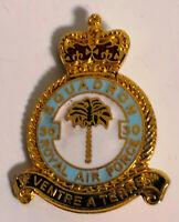 Royal Air Force RAF 30 Squadron Pin - UK