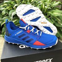 NEW Adidas Terrex Speed LD BD7722 Trail Running Shoes Blue Men's Size 10.5