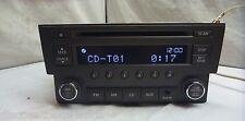 2013 13 Nissan Sentra Radio Cd Player & Aux 28185-3RA2A PN-3365M TW810