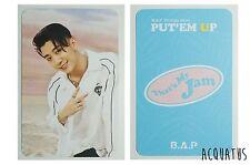 B.A.P Bang Yong-guk Put'em Up Album Official Photo Card Kpop Idol