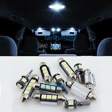 12V Canbus 12 Interior LED Lights Package kit For 2005-2011 Porsche 911 997 A