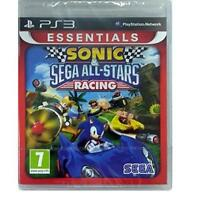 Sonic and Sega All-Stars Racing Essentials PlayStation 3 PS3 Game NEW