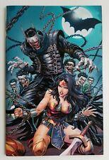 Dark Knights Metal #6 Tyler Kirkham Virgin Variant Cover High Grade NM+ Unknown