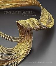 JEWELRY BY ARTISTS - NEW HARDCOVER BOOK