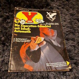 YPS Heft 492 mit Gespenster GmbH + LUCKY LUKE Comics, 1985