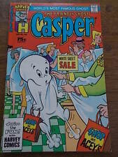 HARVEY COMICS THE FRIENDLY GHOST CASPER #236 1987