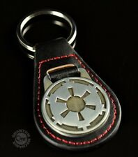QMX STAR WARS Imperial Emblem Symbol Keychain New in Stock