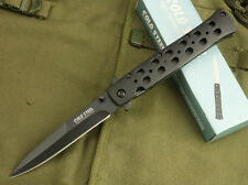 New Cold Steel CS26ACST Folder Knife Ti-Lite Linerlock Knife Camping Tool Knife