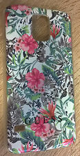 GUESS Façade étui rigide Samsung Galaxy S5 Fleurs avec petite ERREUR VRAC