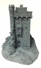 Scenery Wargame - Stone Tower (scale 10mm) - UNPAINTED - ES260