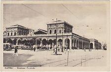 NAPOLI - STAZIONE CENTRALE 1938