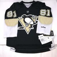 Pittsburgh Penguins Phil Kessel #81 Hockey Jersey Reebok NHL Youth S/M