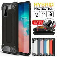 For Samsung Galaxy Note 20 Ultra Case Luxury Hybrid Hard Stand Shockproof Cover