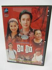 DVD - Vietnamese Musical Film SO DU, THE RED, Cai Luong