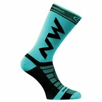 Sports Racing Socks High-knee Road Cycling MTB Bike Breathable for Outdoor Games