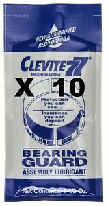 (10 PACK) Clevite 77 2800B5 Engine Bearing Guard Assembly Lubricant (pack Of 10)
