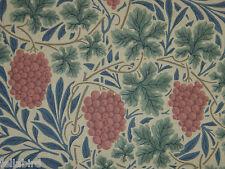 William Morris Curtain Tissu Motif Chrysanthème 5.5 Mètres DK6763