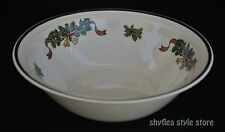 Johnson Brothers Victorian Christmas Vegetable Bowl Staffordshire Made England