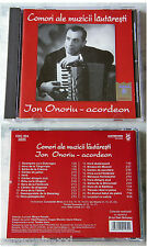 Jon Onoriu Acordeon - Comori Muzicci Lautaresti .. CD TOP:
