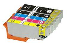 5PK Compatible ink Cartridges T273XL for Epson Expression Premium XP600, XP800
