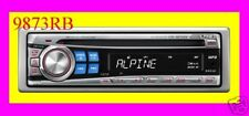 SINTO-CD MP3 ALPINE 9873 RB 9873RB NEW 2 ANNI GARANZIA
