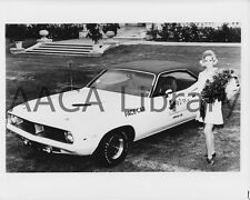 1970 Plymouth Barracuda Tournament of Roses Pace Car Factory Photo (Ref. #67882)