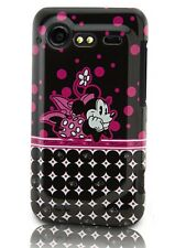 Disney Pop Dot Minnie Mouse HTC Droid Incredible 2 Phone Case/Cover Screen Guard
