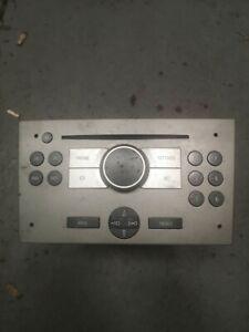 Vivaro Corsa Zafira  Cd30 Blaupunkt Head Unit Car Stereo Cd Player Radio