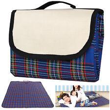 Extra Large Waterproof Picnic Blanket summer Travel Pet/Dog Camping Fleece