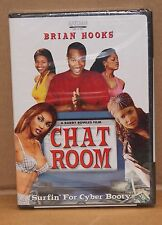 NEW CHAT ROOM DVD 2002 SURFIN' FOR CYBER BOOTY COMEDY BRIAN HOOKS AMAZON $34.95