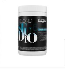 LOREAL BLOND STUDIO Multi Tech powder bleach 500gr New tub genuine item