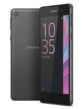 """Nuevo Sony Xperia E5 16GB Negro 5.0"""" Android 6.0 Desbloqueado-al día siguiente Reino Unido"""