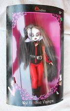 GOTHIC VAMP DOLL. XL 45 CMs! MADE IN SPAIN (MUÑECA ENDISA), BRAND NEW IN BOX!