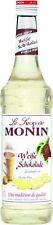Monin Sirup wei�Ÿe Schokolade, 700ml Flasche
