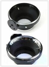 Bronica SQ Lens Nikon D3x D3s D800 D700 D300 D90 D7000 D3000 Camera Adapter